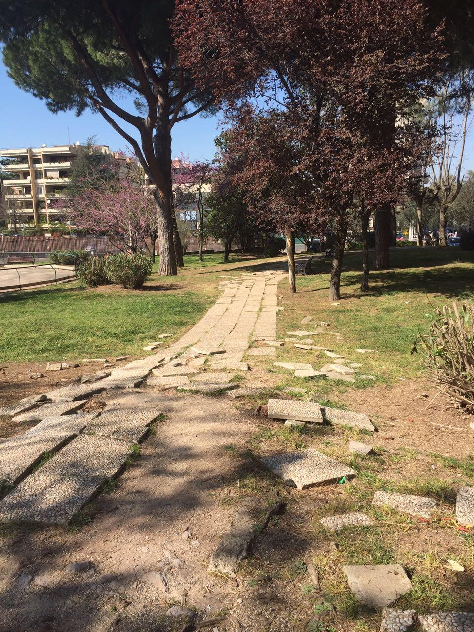 Cdq vigna murata appello per sottoscrizione per i lavori for Cabine del parco statale di hammonasset