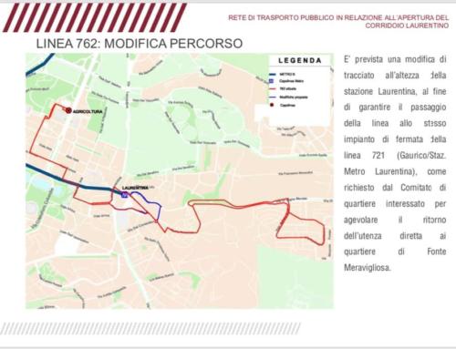 ATTIVAZIONE DI MIGLIORAMENTI ALLE LINEE BUS DEL QUARTIERE A PARTIRE DAL 22 LUGLIO 2019